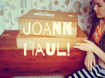 Joann Haul | Beading Supplies & Picture Frames | eclecticdesigns
