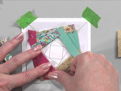 Learn How to Make Paper Folds with Annie's Online Classes