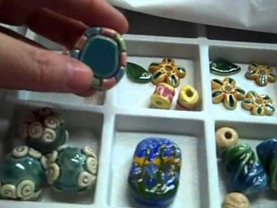 """""""Live"""" webinar February 23rd @8:00pm """"Dimensional Beads"""" with Barbara Tilley"""