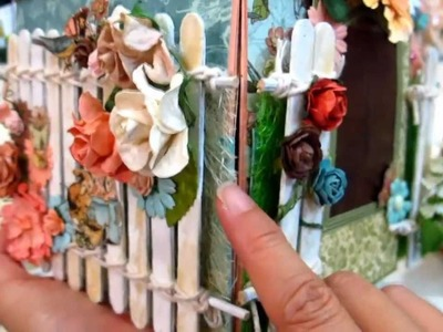 Magical Enchanted Explosion Box featuring IAMROSES & G45 Tutorial Pt1