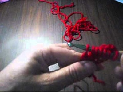 MTRshadowheart1963 How To Crochet With Long Hook