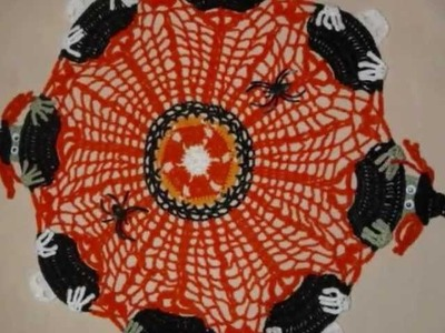 My Crochet Doily Patterns Holiday and Variety