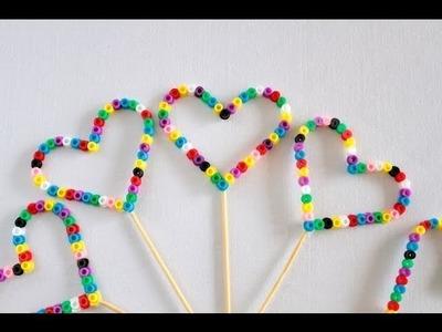 Perler Beads Bubble Wand