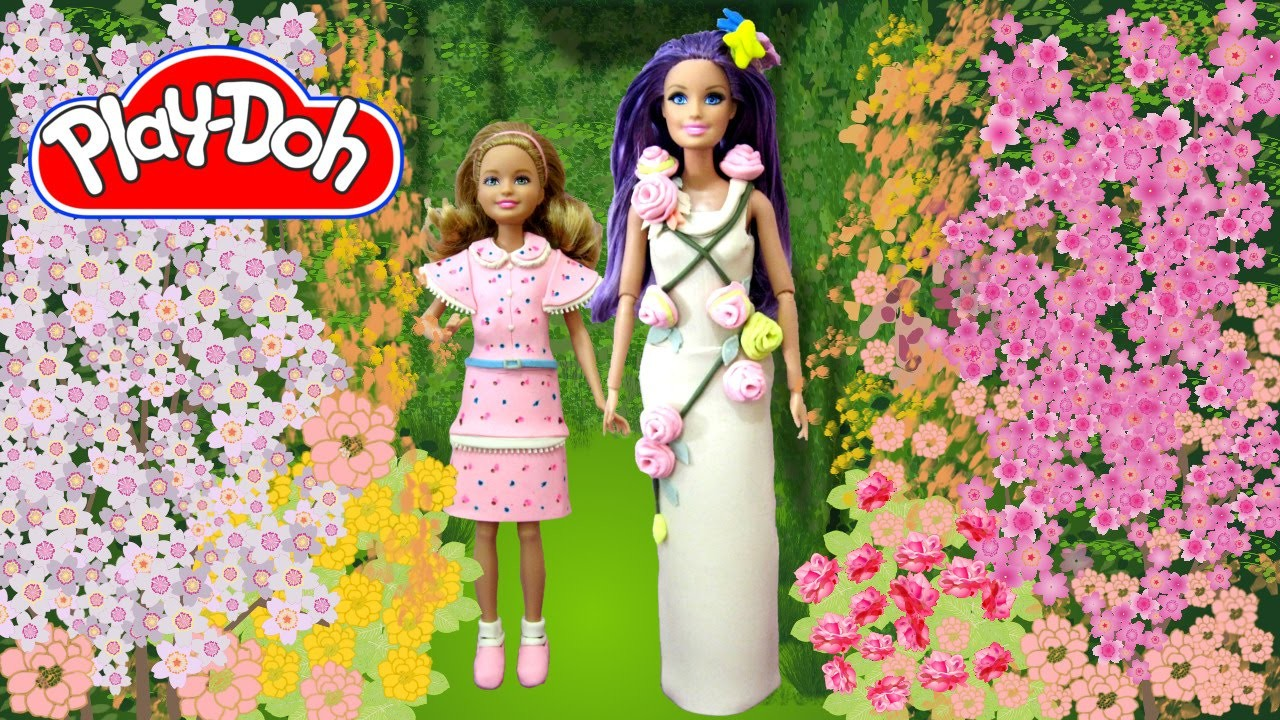 Play Doh  Katy Perry - Wide Awake Inspired Costumes Play-Doh Craft N Toys