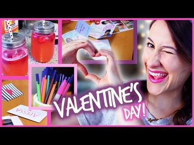 Valentine's Day: Last Minute Tips & DIY Gifts! #GalentinesDay (HUGE GIVEAWAY) | itsLyndsayRae