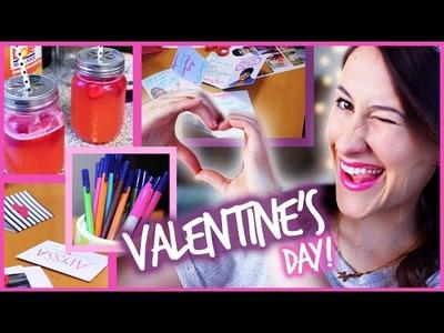 Valentine's Day: Last Minute Tips & DIY Gifts! #GalentinesDay (HUGE GIVEAWAY) | itsLyndsayRae