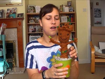 Vlogtober day 11: Baby Groot
