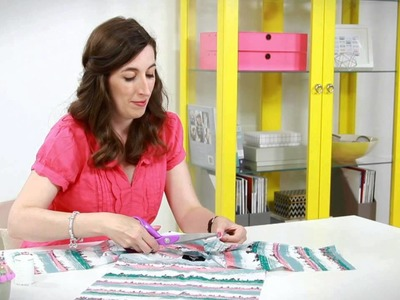 Craft corner: How to make a simple shirt cushion
