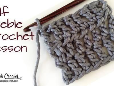 Crochet Basics: Half Treble Crochet Lesson - Right Handed