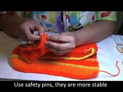 @crochet hook holder (part three)