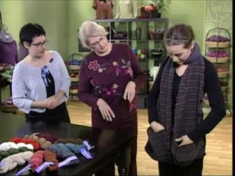 Crosstown Convertible from Knitting Daily TV 210