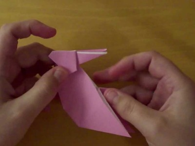 Cute Origami Rabbit - Tutorial