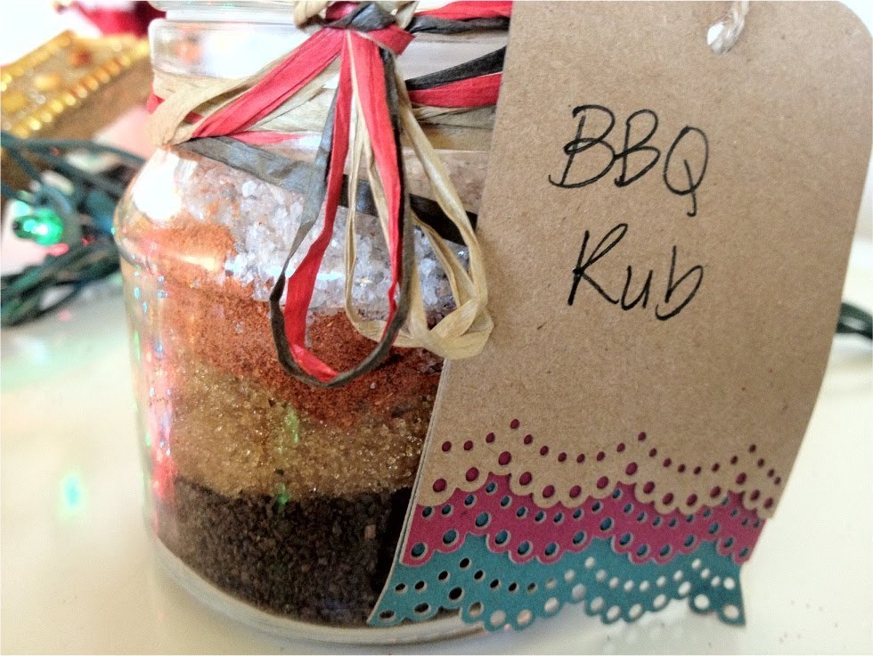 DIY Christmas Gifts: BBQ Rub (Day 5)