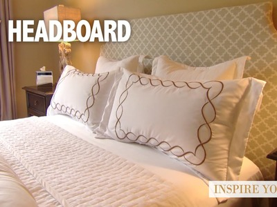 DIY: Create Your Own Headboard
