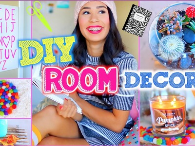 DIY Room Decorations for Cheap! + Make Your Room Look Like Pinterest & Tumblr