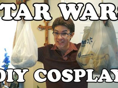 DIY Star Wars Cosplay for Star Wars Weekends 2014!