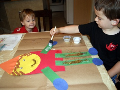 Fall Crafts! Giveaway & Review-Create Abilities For Kids