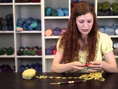 How to Crochet a Prayer Rope : Crochet Stitch Tips
