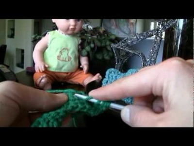 How To Crochet Gweneth Cables