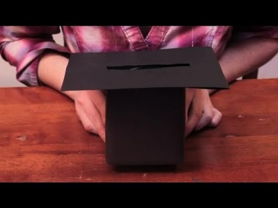 How to Decorate a Graduation Card Box : Arts & Crafts