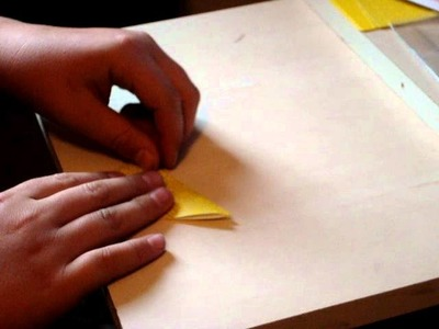 How To Make an Origami Blow Up Box The Correct Way