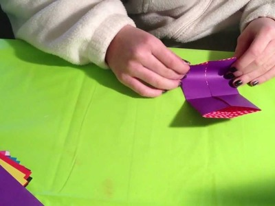 How to Make an Origami Frame