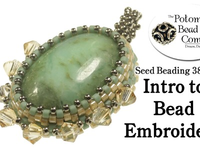 Intro to Bead Embroidery