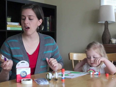 Kids in the Craft Room - Kid Friendly Adhesives