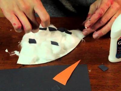 "Kindergarten Crafts & Activities for ""Snowmen at Night"" : Educational Crafts for Kids"