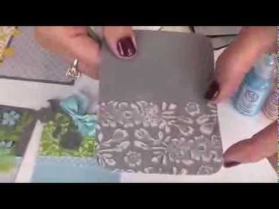 Quick & Easy Scrapbooking Ideas: Vines and Garden Die-Cuts