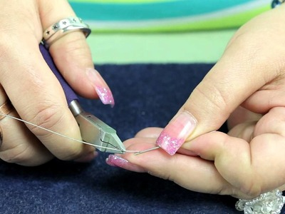 "Using the Sbeady Needle for .015"" Beading Wire by Beadalon"