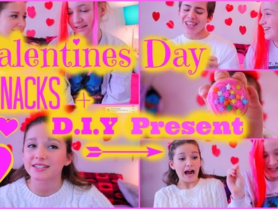 Valentines Day Treats and DIY Presents