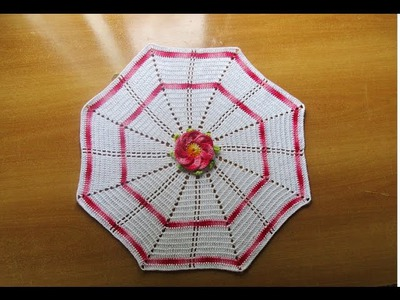 Centro Tavola Uncinetto Crochet