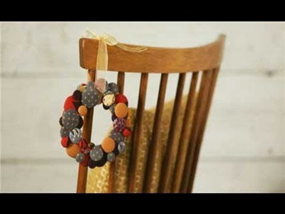 Cozy Fall Crafts: Covered DIY Buttons