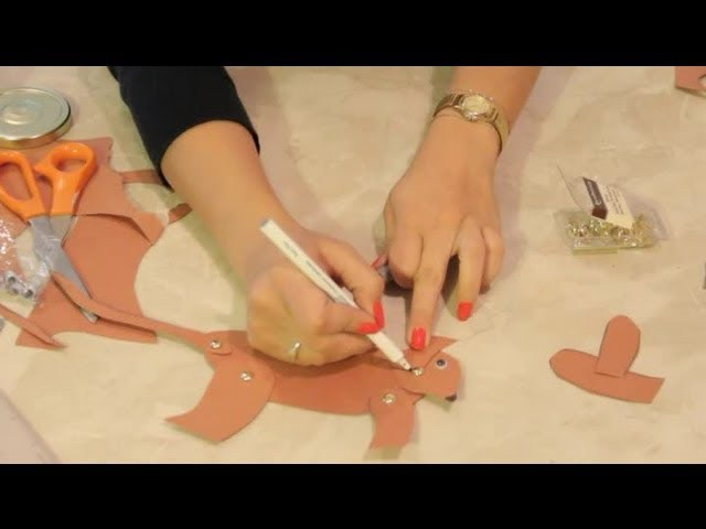Craft Ideas for Split Pin Dogs : DIY Craft Tips