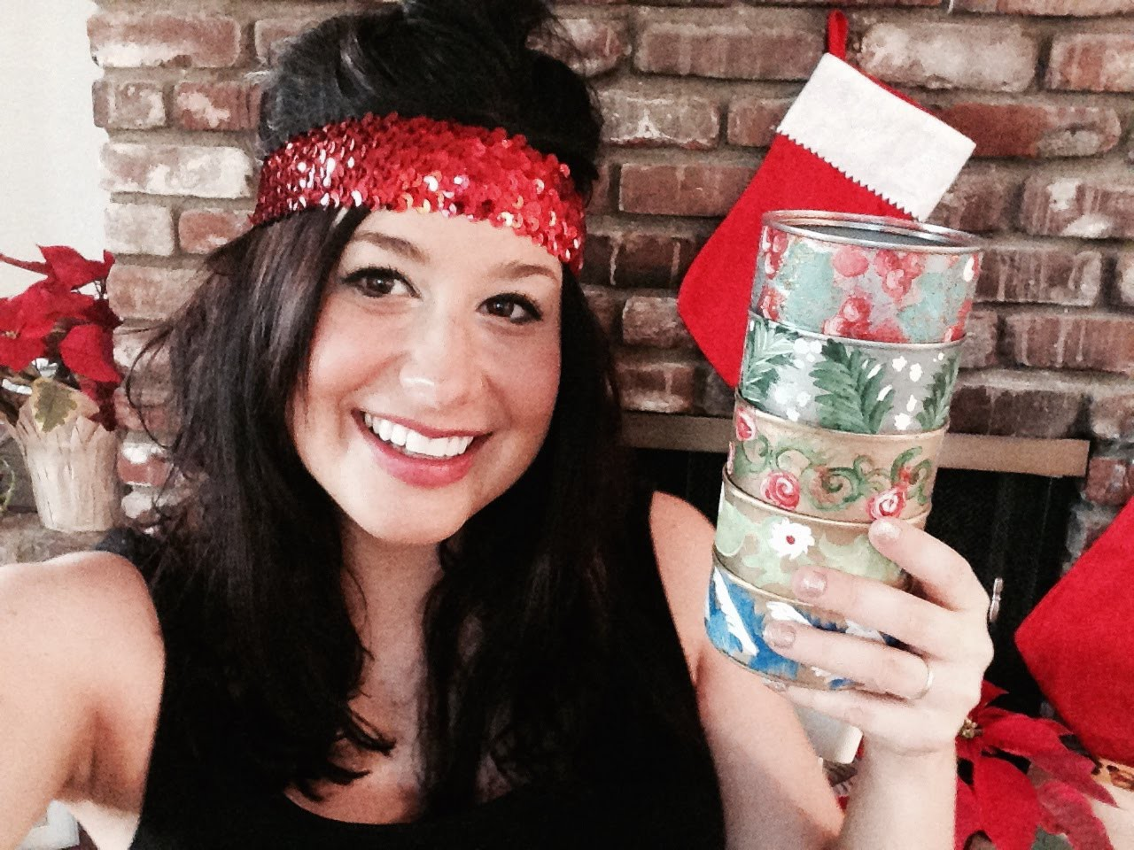 DIY Advent Calendar!  Upcycle Cans Christmas Craft!