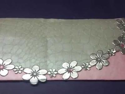 Diy envelope decoration idea