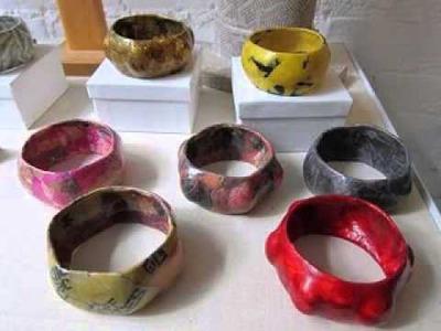 DIY paper mache craft making ideas