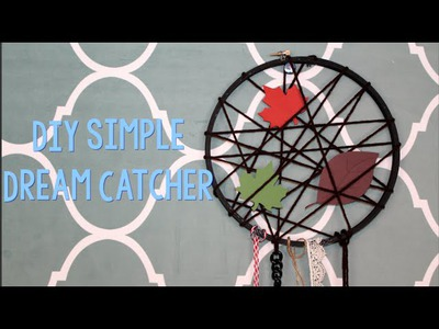 DIY Simple Dream Catcher   Sizzix Teen Craft