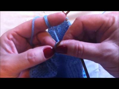 DIY*Teil 2 *Hundepullover Stricken*Pullover f.Hund m.Rollkragen*sweater knitting Tutorial Handarbeit