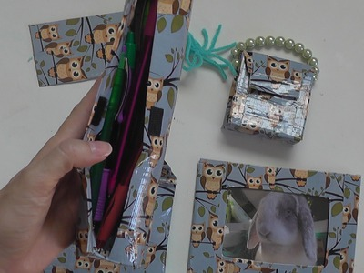 Duct Tape Craft Ideas & Tutorial by Kreative Krafts