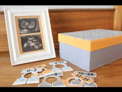 Easy DIY nursery projects ideas
