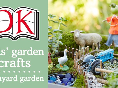 Fun Kids' Craft: Make a Miniature Garden
