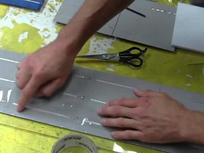 Homemade Solar Panels Diy tutorial, complete build