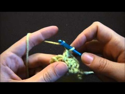 How to Crochet a Granny Square Stripe Blanket Afghan
