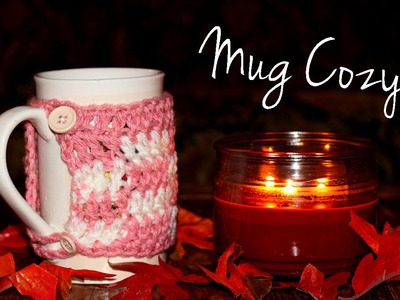 How To Crochet for Beginners #13: Mug Warmer.Cozy