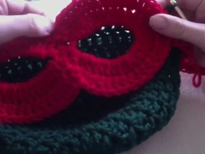 How To Crochet Mask to Beanie Tutorial