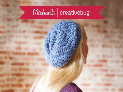 How To Knit A Beret | Class Preview