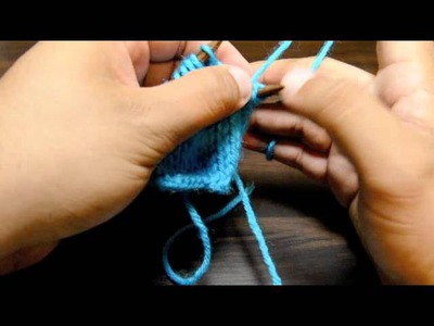 How to Knit Backwards (Tinking)