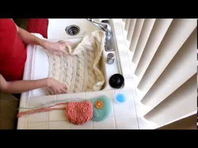How To Wash Knit Photo Props